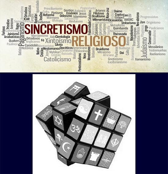 la BIBBIA... un libro adatto a tutte le stagioni e utile per tutte le esigenze del POTERE, per mezzo del SINCRETISMO...