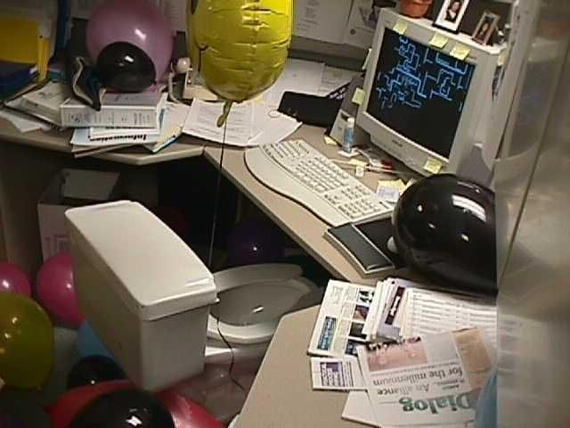 Lavoro In Ufficio Vignette : Il duro mondo del lavoro