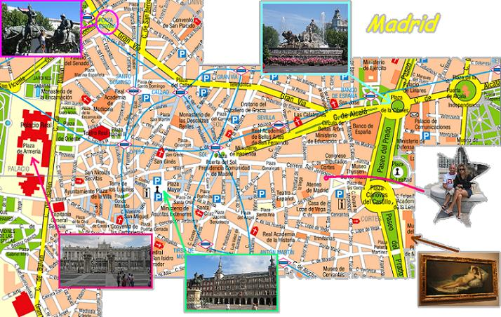 Madrid in tour [by Ezo Brugali]