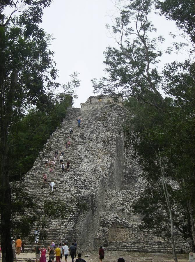 a circa 30 km da Tulum 2011