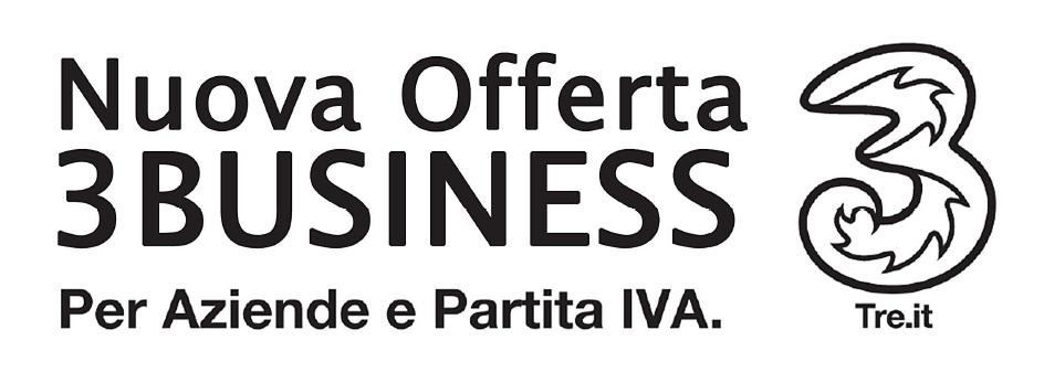 OFFERTA TRE BUSINESS (solo con partita iva) su FEDERTAXI C.I.S.A.L