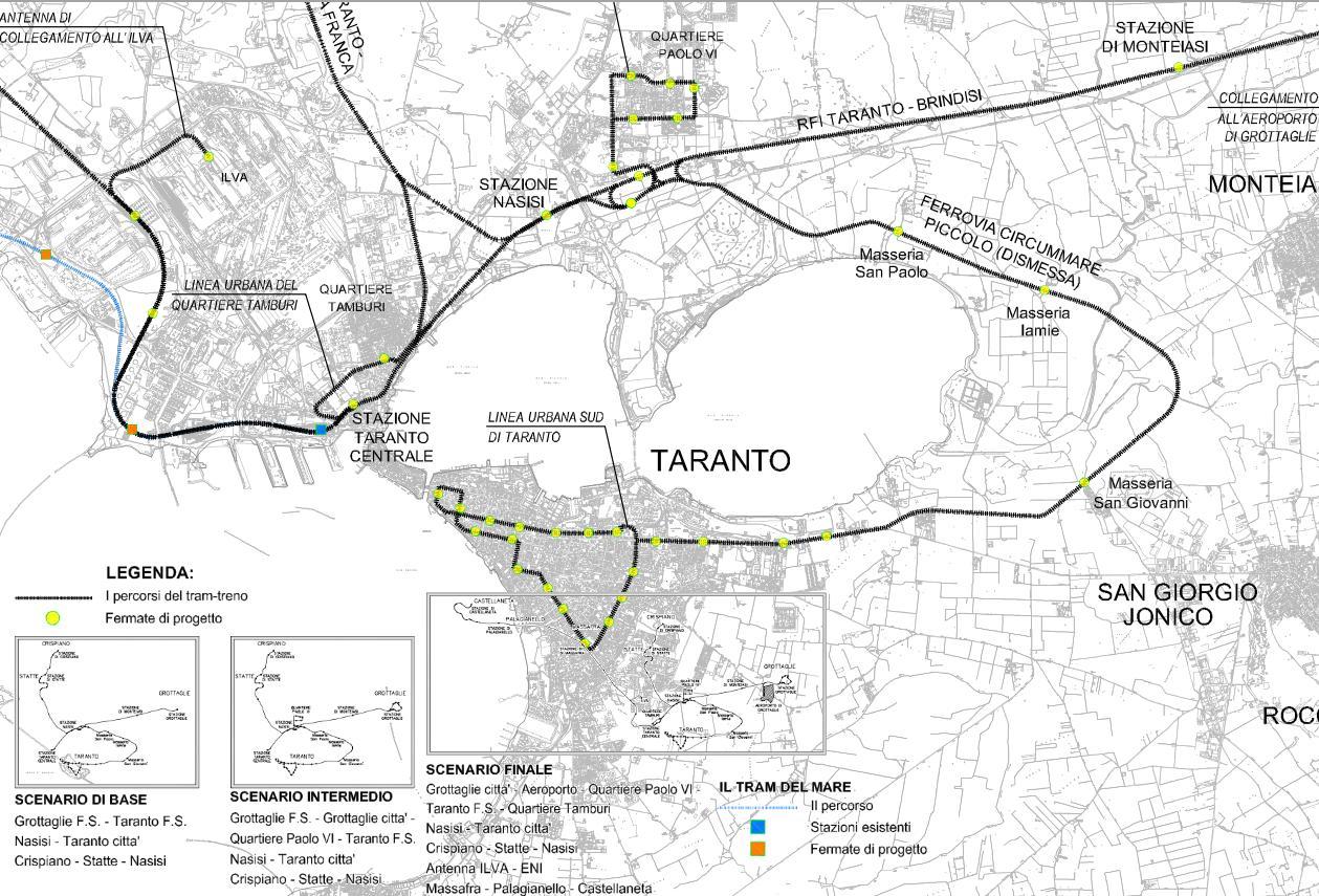 Tram-Treno Taranto