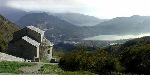 San Pietro al Monte - Civate (Lecco)