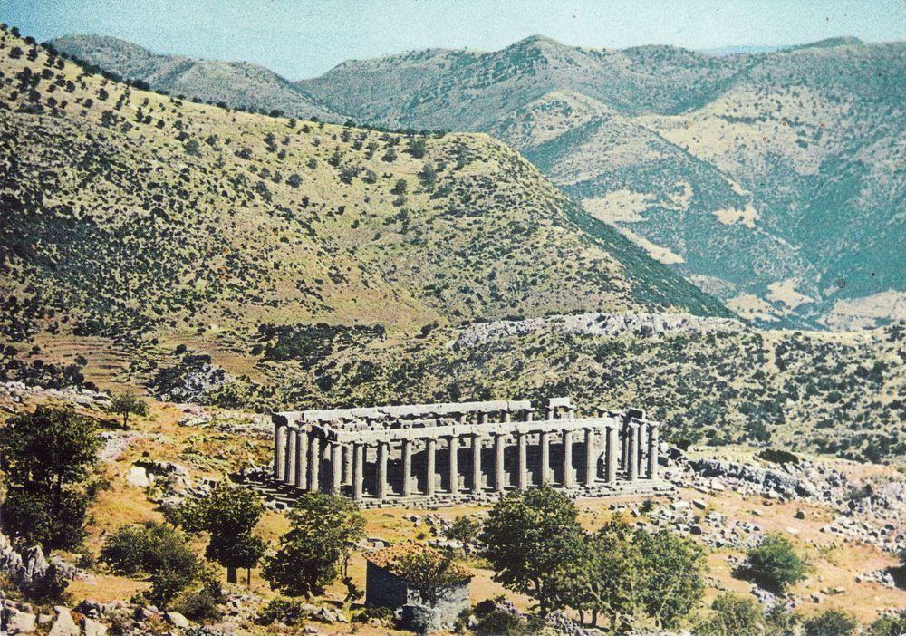 Vasse - Tempio di Apollo