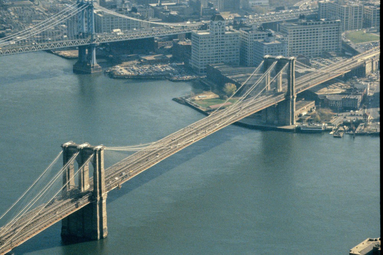 Ponte di brooklyn for Ponte del secondo piano