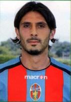 Nicola CORRENT con la maglia della Ternana: il centrocampista di Porto San Pancrazio sarà l'ex di turno Domenica prossima allo stadio Libero Liberati