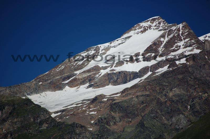 rosa ghiacciai indren e bors