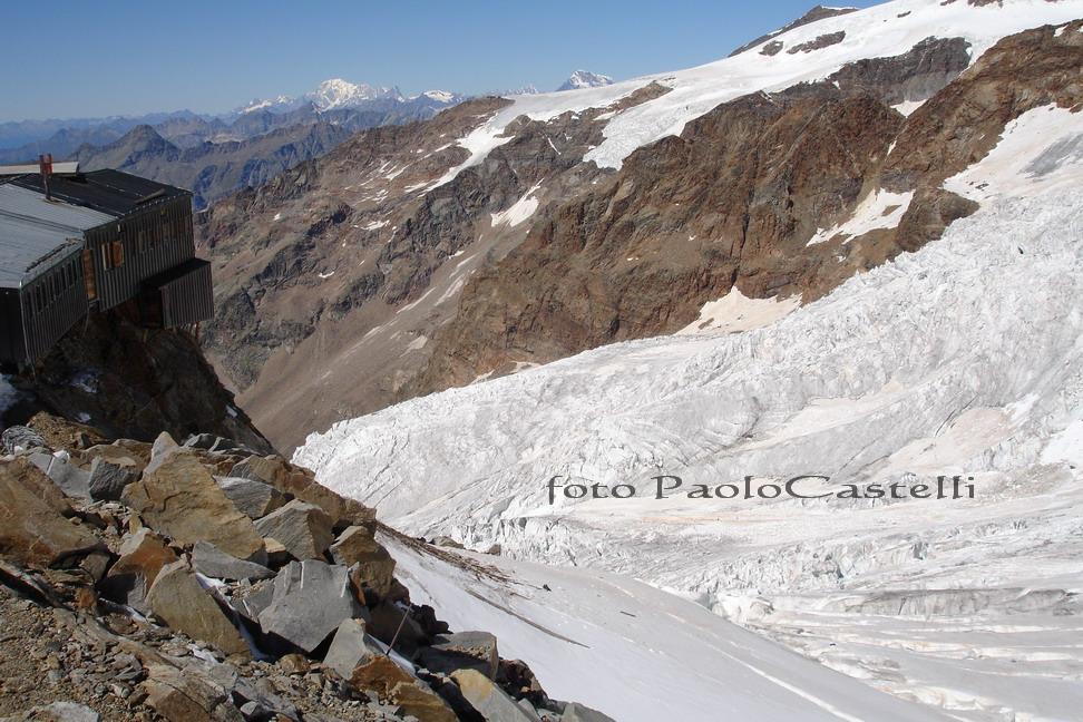 ghiacciaio Lys