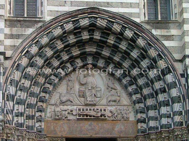 san lorenzo portale