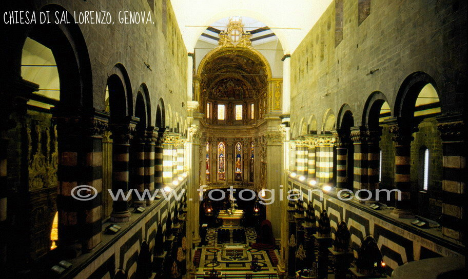 cattedrale di genova