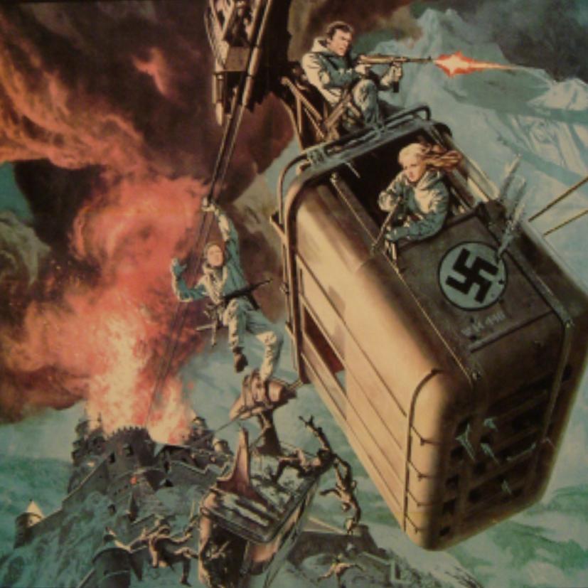 Elicottero Nazista : Cinema