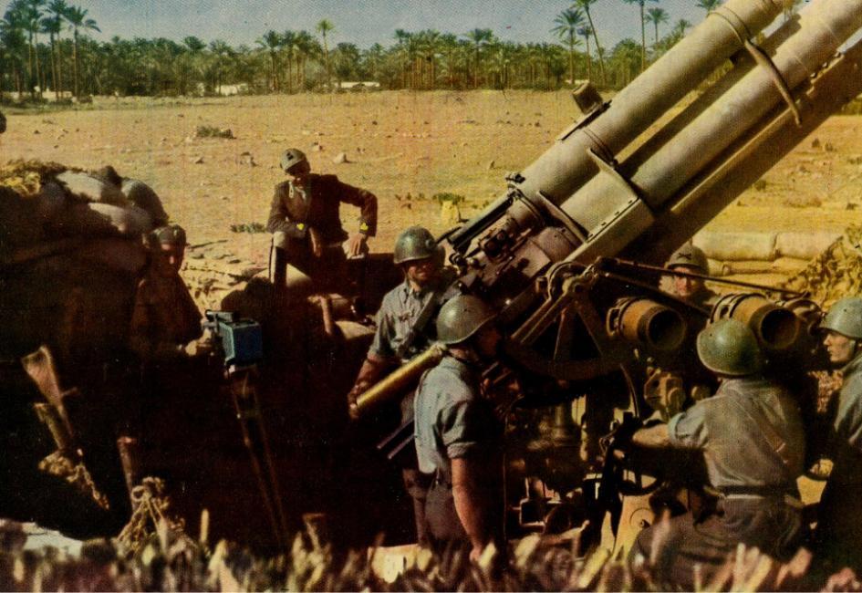Cannoni Da 88 55 Flak 88 In Italian Service Need Info