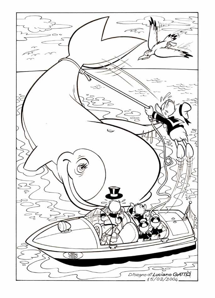 2 disegni per i bambini da stampare e colorare di - Stampabili per bambini gratis ...