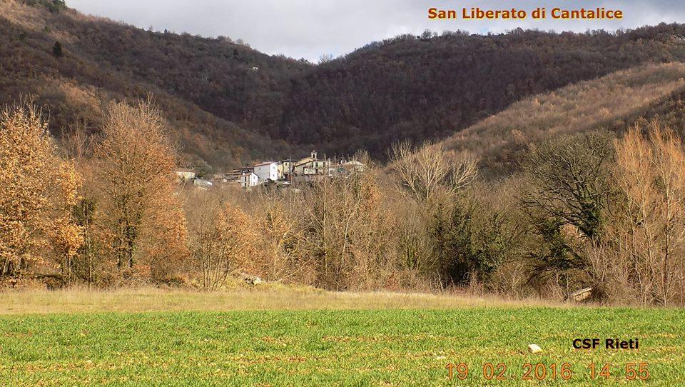 Cantalice. Terribile terremoto del 1703. Terremoti centro italia