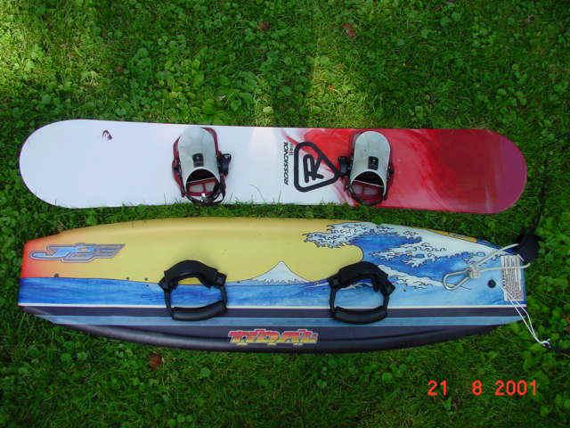 Attrezzature - Tavola windsurf slalom usata ...