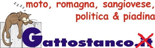 Gattostanco.it: moto, Romagna, Sangiovese, politica & piadina