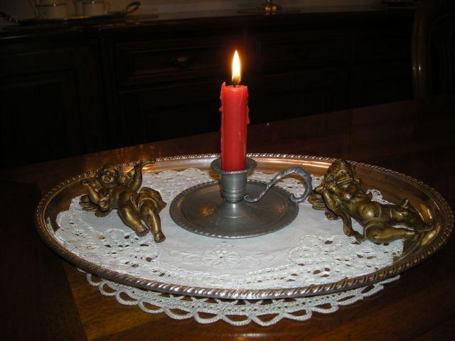 Una candela speciale: nonna  e mamma di una stella
