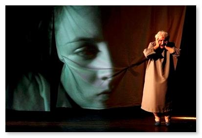 Laboratorio teatrale diretto da Maurizio Mosetti
