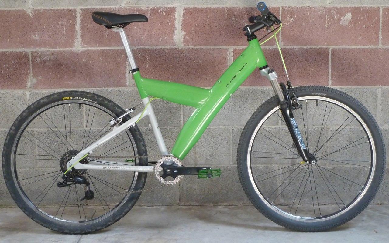Tutte le pininfarina qui pagina 58 mtb mag forum for Bici pininfarina peso