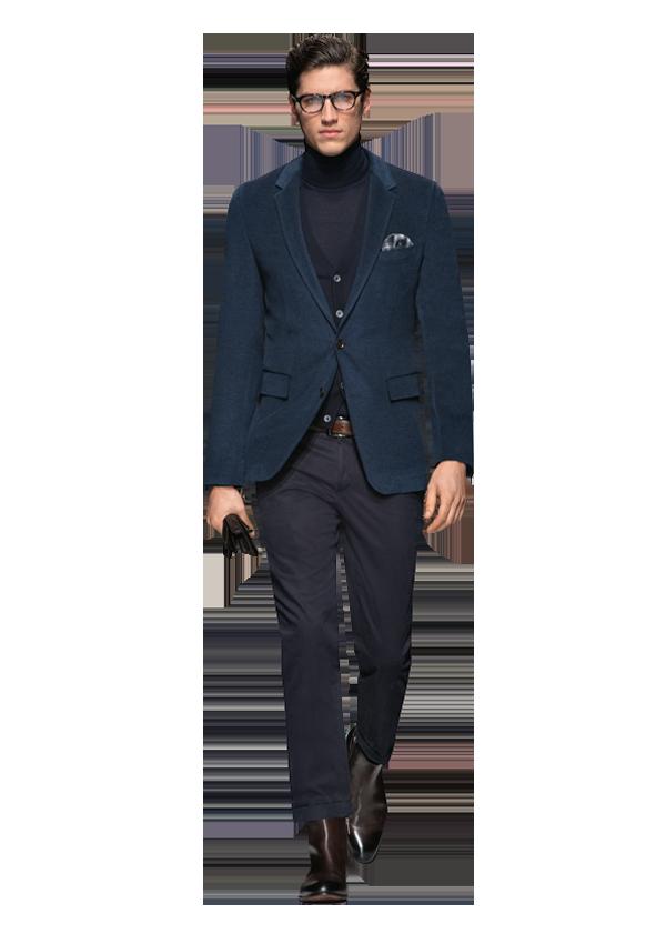 Vestiti Eleganti Hugo Boss.Hugo Boss Gli Abiti Eleganti Per L Uomo Autunno Inverno 2013 2014