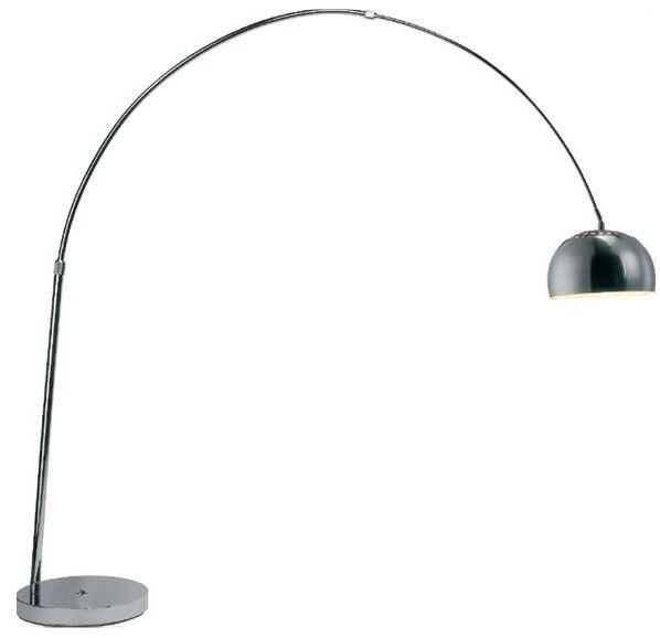 New balvi piantana lampada da terra ad arco deisign ebay for Piantana ad arco