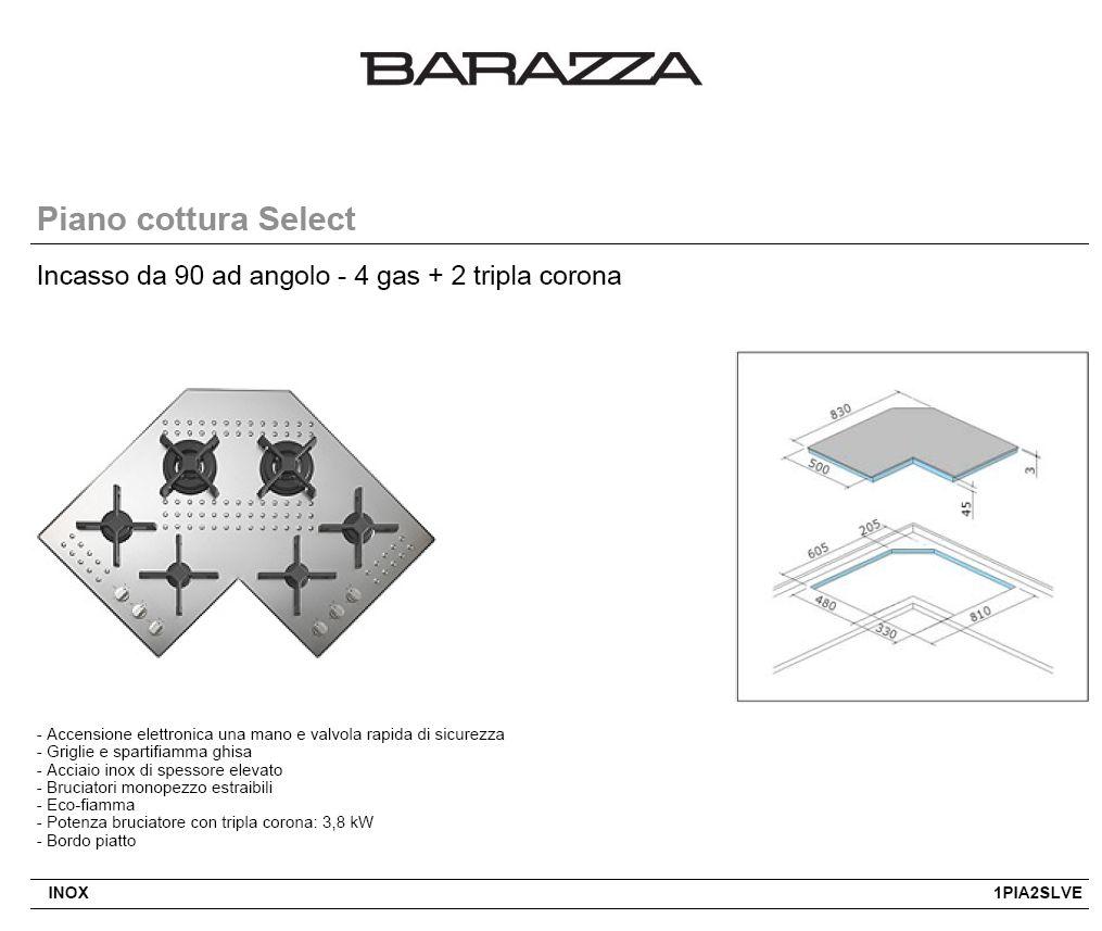 Piano Cottura Ad Angolo ~ idee di design per la casa