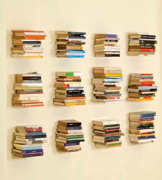 Kriptonite minus mensola libreria porta libri da parete ebay - Porta dvd da parete ...