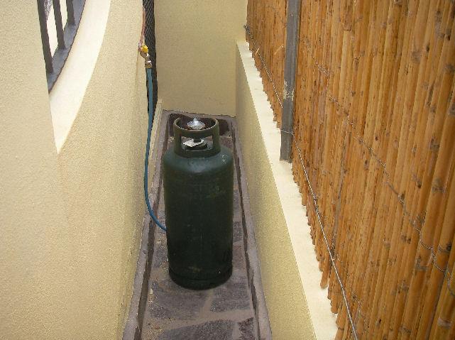 Istruzioni casa con foto - Tubo gas esterno ...