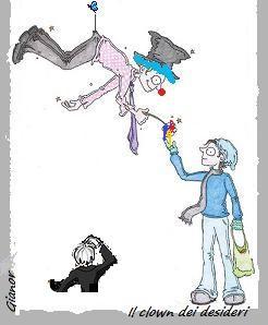Il clown dei desideri