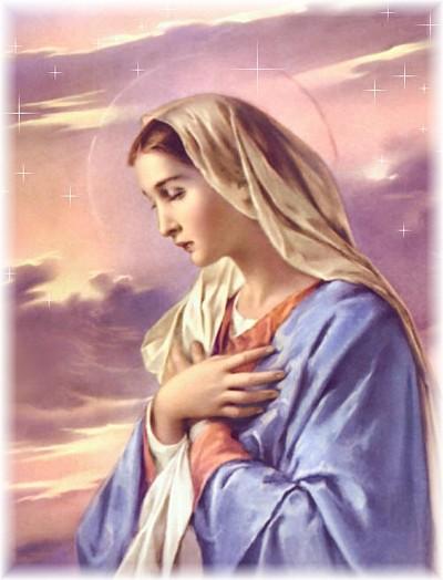 La vergine di nazaret terza parte alla ricerca della - Mary dei gemelli diversi ...