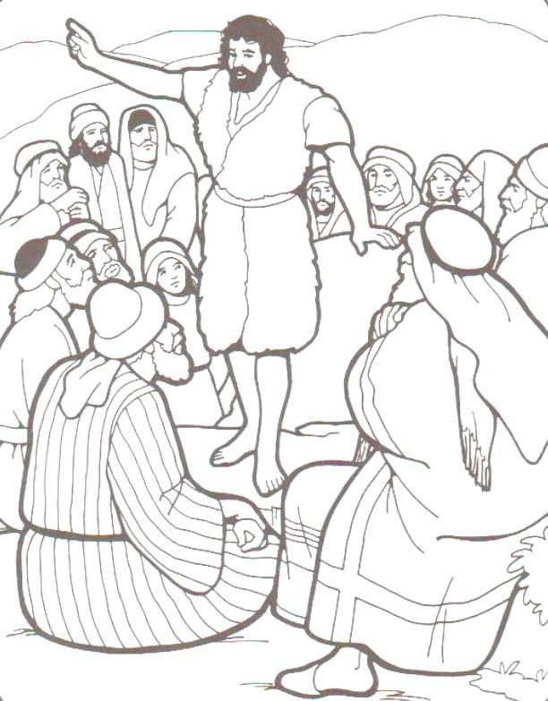 Nel giardino degli angeli catechismo disegni for Immagini da colorare di san martino