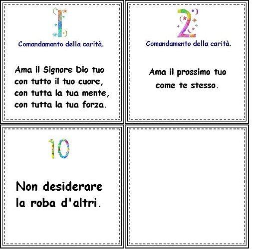 i 10 comandamenti spaccanapoli bologna - photo#23