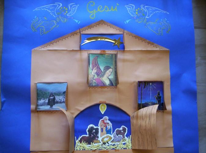 Immagini Di Natale Qumran.Nel Giardino Degli Angeli Catechismo Cartelloni