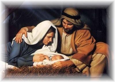 Lo Spirito Santo scenderà su di te, su te stenderà la sua ombra la potenza dell'Altissimo. Colui che nascerà sarà dunque santo e chiamato Figlio di Dio.......nulla è impossibile a Dio.    Lc.1,35-37