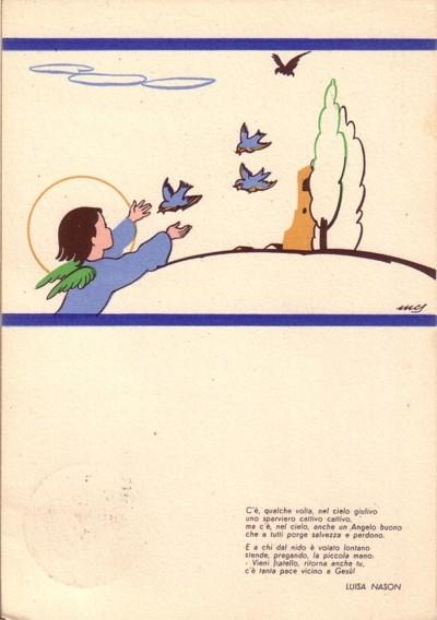 Cartoline Angeli
