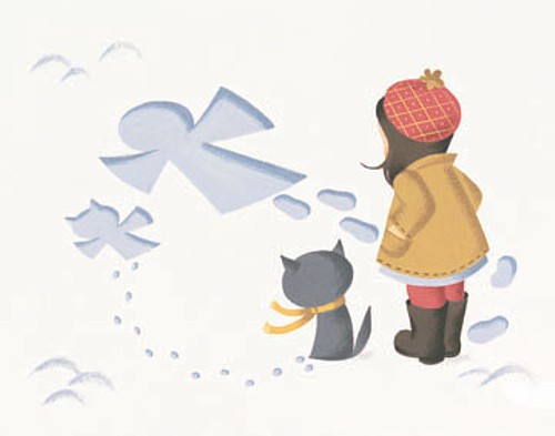 http://digilander.libero.it/giardinodegliangeli2/Avvento/Pupazzo/SnowAngelscat.jpg