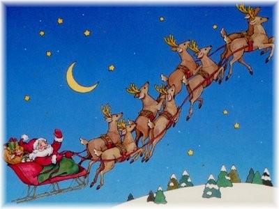 Rudolph La Renna Di Babbo Natale.Nel Giardino Degli Angeli Aspettando Natale Rudolph La Settima Renna