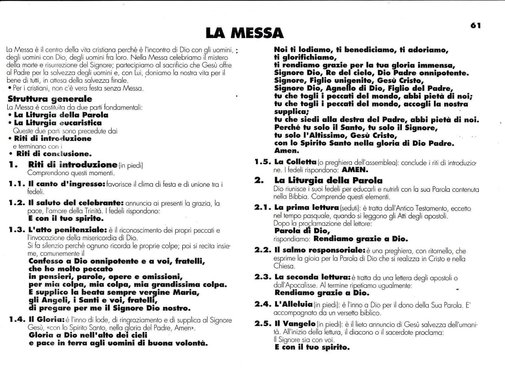 Nel giardino degli angeli catechismo schede pagina 1 for Cruciverba per bambini catechismo