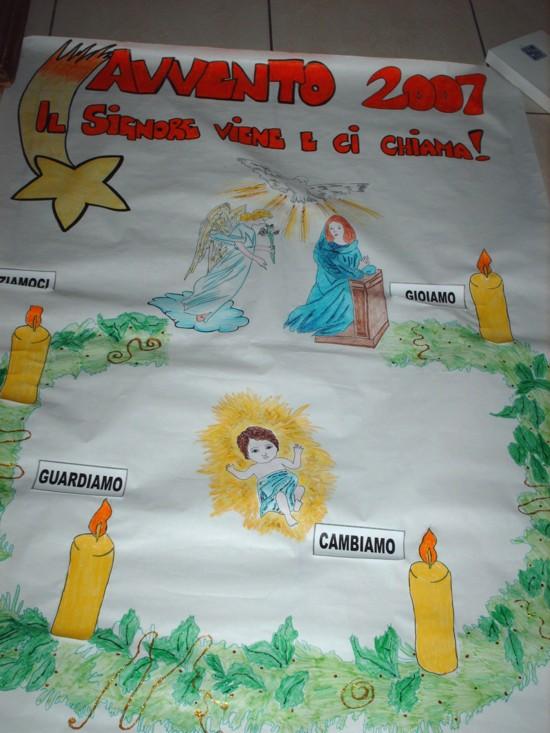 Nel Giardino degli Angeli - Catechismo -Cartelloni