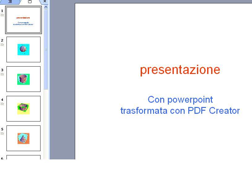 powerpoint to pdf no margins