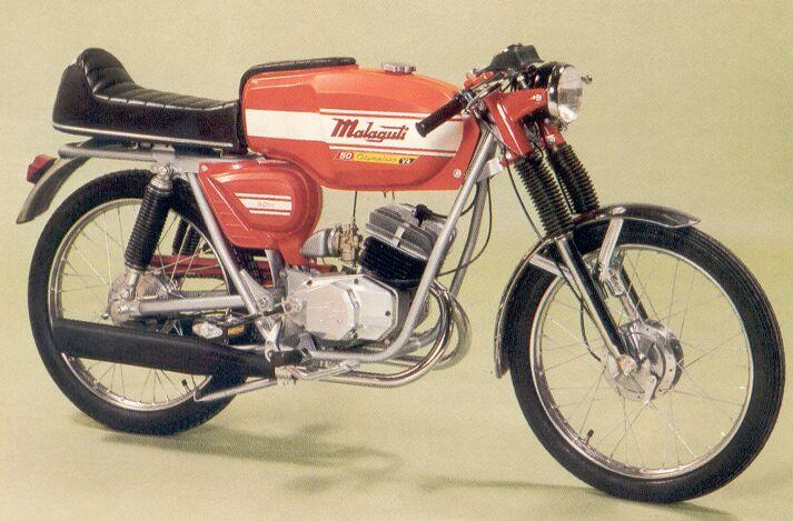 Motos légendaires.... Malaguti-olympique-40-RS-1975