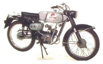 Motobi 48 cc Sport Special anni 60 Pesaro - 50 sport special america cross