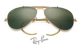 occhiali ray ban che si piegano