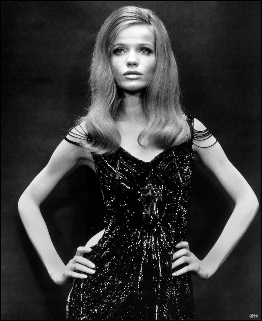 1970 Verushka • Years 60's fashion top model glamour pictures