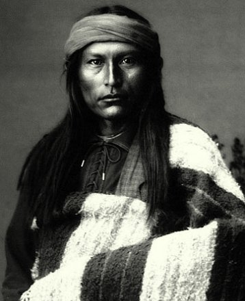 Native American Apache Indians