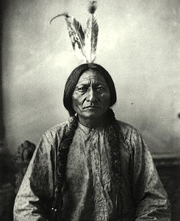 Soiux Chief (Sitting Bull )