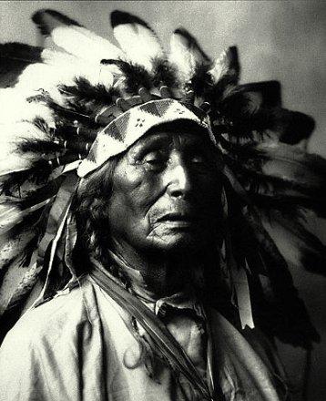 LACOTA (teton indijanci )  Wanduta-lakota-sioux
