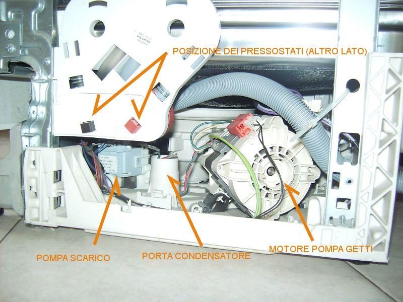 Schemi Elettrici Lavatrici Bosch : Riparazione lavastoviglie