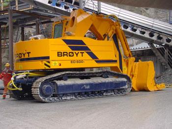 BROYT escavatori 1149-