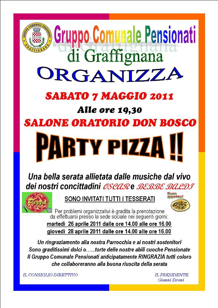 07-05-2011 Party Pizza